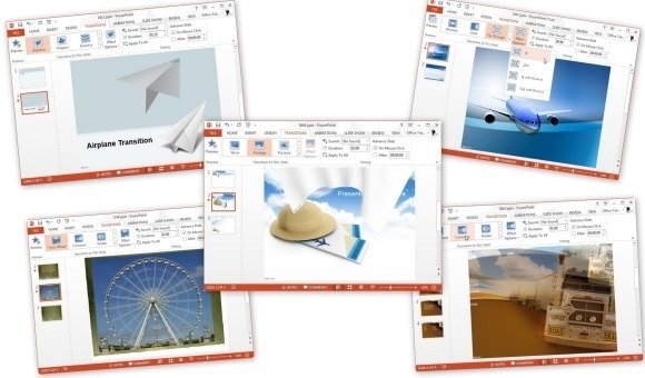 powerpoint transition effects for travel presentations, Powerpoint templates