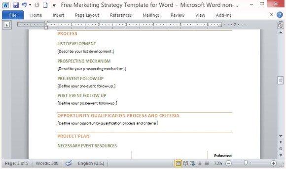 Develop a Tactical Marketing Plan