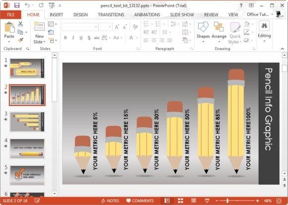 Infographic And Timeline Slides