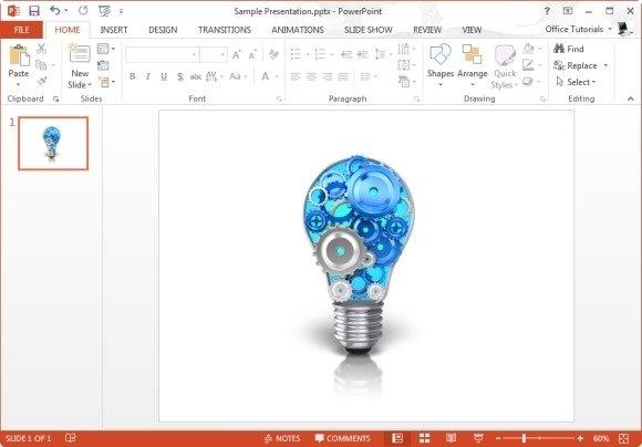 Light Bulb Idea Gears Clipart