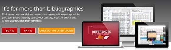 endnote app for pc, mac and ipad