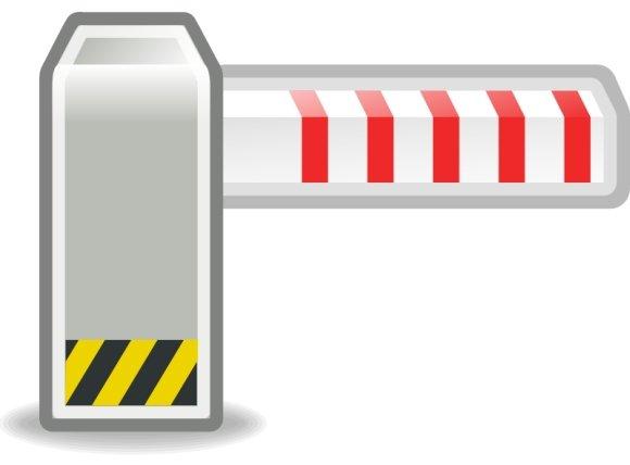 presentation barrier