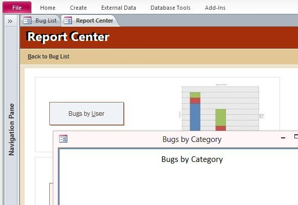how to log and track bugs in microsoft access. Black Bedroom Furniture Sets. Home Design Ideas