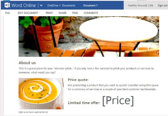Attract Customers with Your Special Offers and Promos