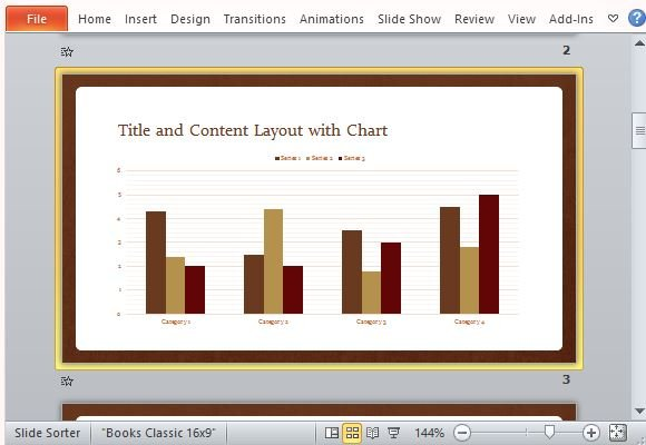 Elegantly Present Data using Graphs and Charts