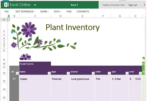 Plan Your Garden And Create Your Gardening Inventory