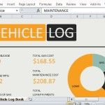 Log your Vehicle Expenses and Other Details