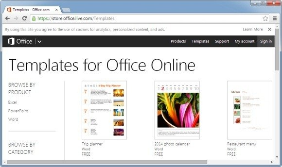 How To Download Old MS Office Templates Removed By Microsoft