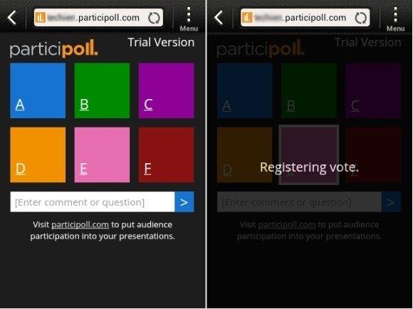 participoll live poll