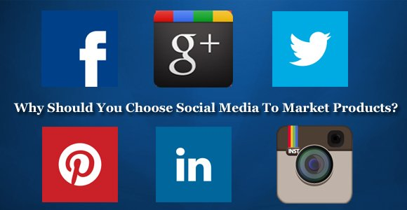 why should you choose social media to market products?, Presentation templates