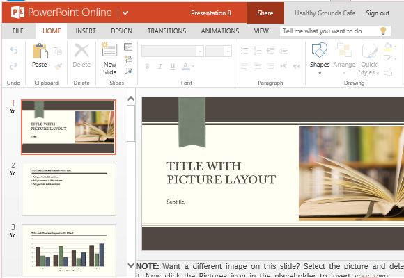 Free Academic Presentation Template For Powerpoint