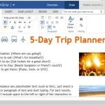 Beautiful, Stylish and Fun Trip Planner for Vacations