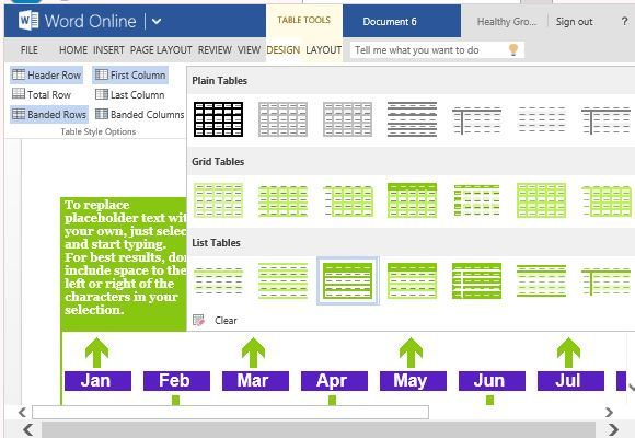 project deliverable template - business project timeline template for word online