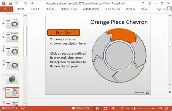 highlight diagram slide by slide