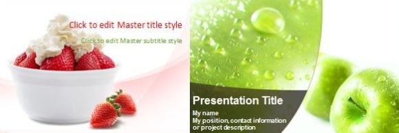 Restaurant Menu Maker Templates For PowerPoint - Powerpoint restaurant menu template free