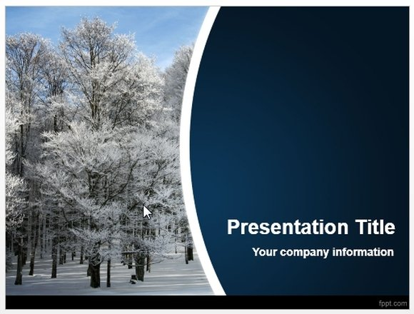 To Create Seasonal Event Celebration Invitations In Powerpoint