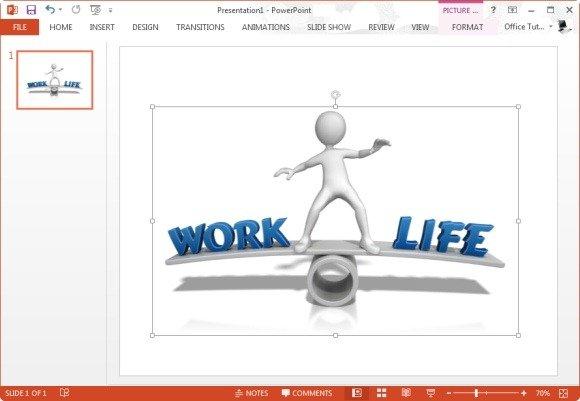 work breakdown structure template for powerpoint, Modern powerpoint