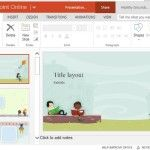 Beautifully Illustrated Educational Template for Children's Presentations