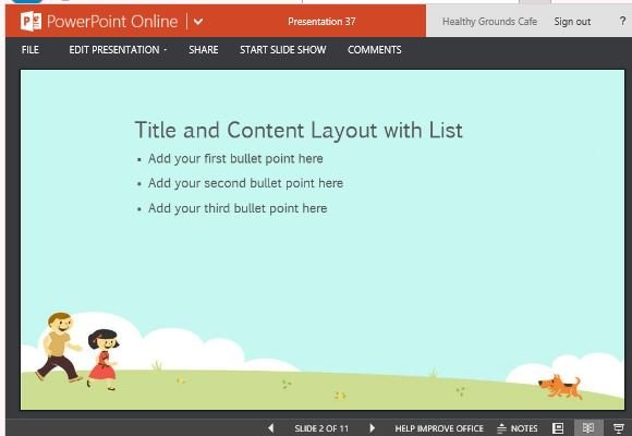 Use Various Layout Options to Display Various Content