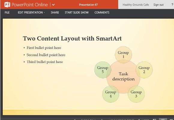 Beautiful, Ready-Made SmartArt Diagrams