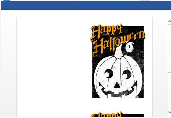 photo regarding Printable Halloween Cards called How In the direction of Acquire Printable Halloween Greeting Playing cards within just Phrase