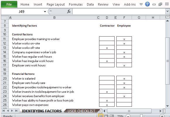 Checklist Template Excel 2010 Militaryalicious