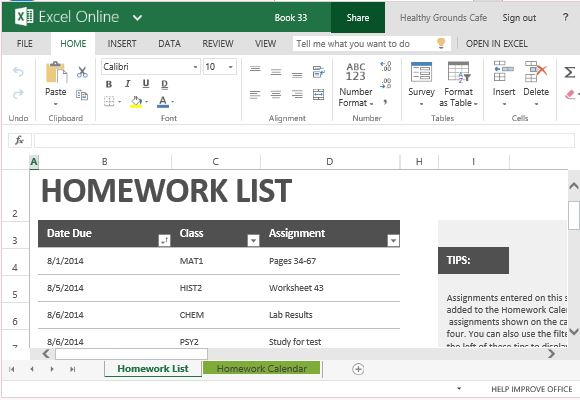 Homework Calendar Template For Excel - Software release calendar template