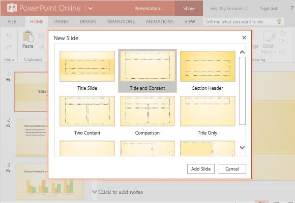 Multiple Layout Options to Make Your Content Shine