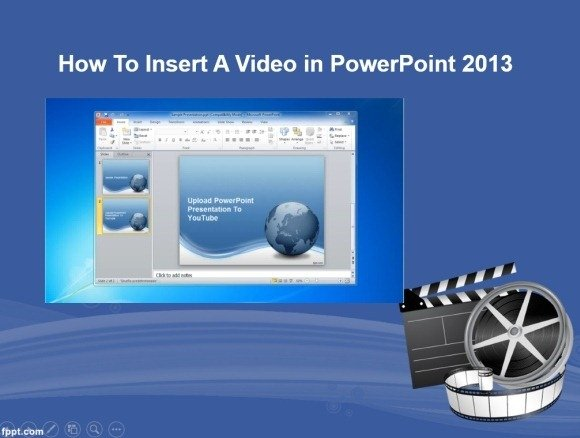 Tips for adding and managing videos using PowerPoint 2013