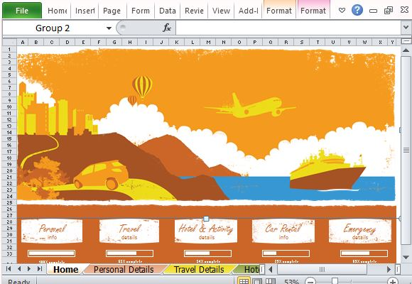 free vacation planner template koni polycode co