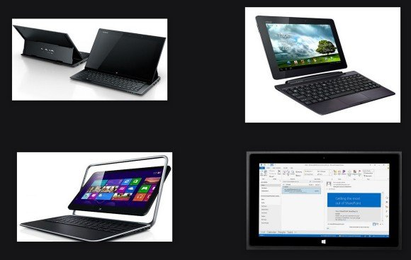 Hybrid Tablets For Presentations