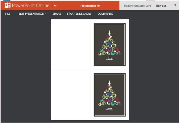 modern and sleek colorful holiday design - Christmas Card Online Maker Free