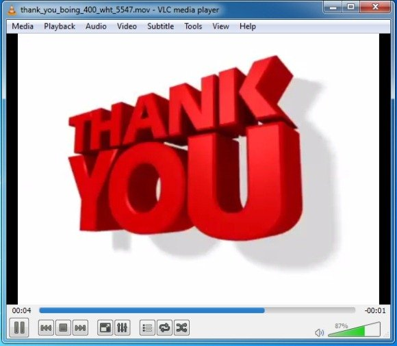 thank you clipart for powerpoint, Powerpoint templates