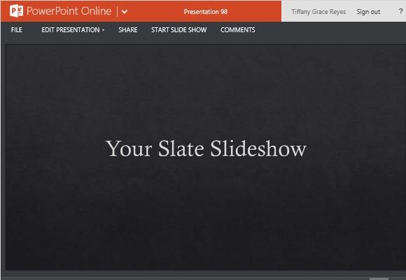how to create a continuous slideshow in powerpoint