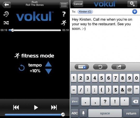 Vokul voice assistant