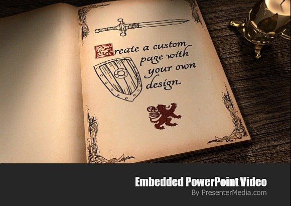 Animated fairy tale powerpoint template animated fairy tale template for powerpoint toneelgroepblik Images