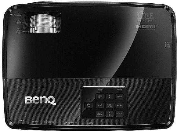 BenQ MX522 buttons