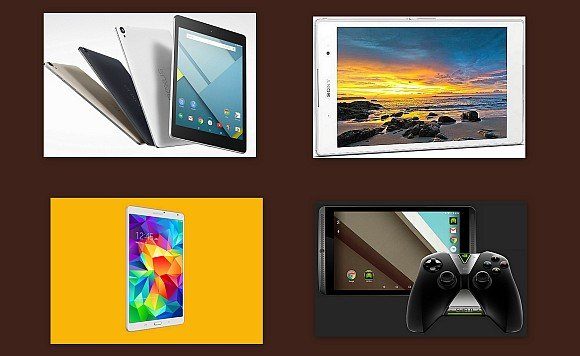 Best large screen Android tablets