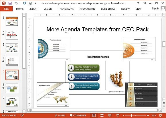 Create 4 quadrant circle with powerpoint ceo packg fppt ccuart Images