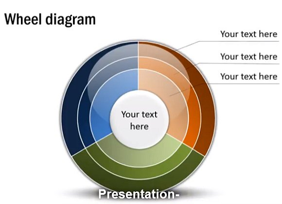 Editable diagram layouts in PowerPoint CEO Pack