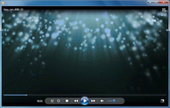 Animated fairy rain powerpoint template fairy rain video animation toneelgroepblik Choice Image