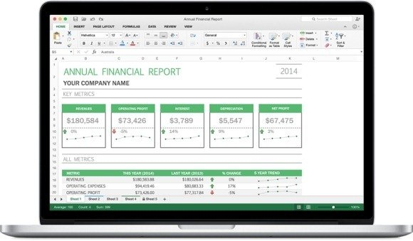 new features of office 2016 for mac