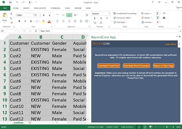 Generate Word Document From Excel Data