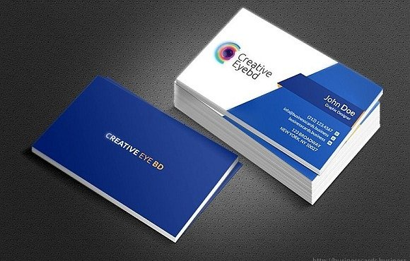 Best websites for making business cards free business card template for photoshop colourmoves Images