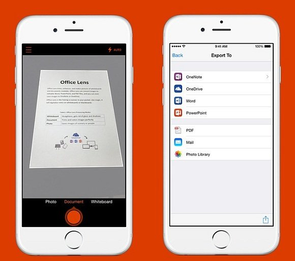 Scan Documents With IOS & Android In Editable Format With