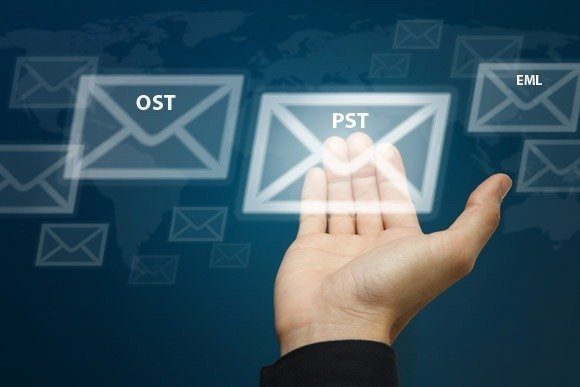 OST to PST conversion tip