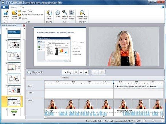 Edit videos clip by clip