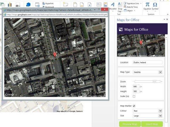 How To Generate Custom Google Maps in PowerPoint, Word Or Excel Google Map Word on google strengths, google maps logo, technology word map, advertising word map, semantic word map, world word map, social media word map, twitter word map, google word search, four square word map,
