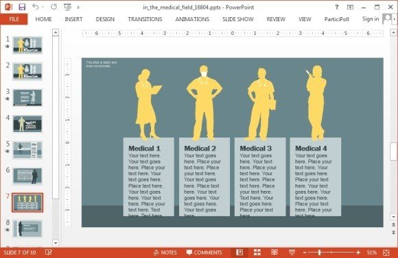Medical professional powerpoint templateg fppt toneelgroepblik Image collections