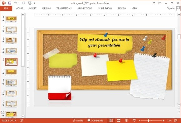 Clipart page
